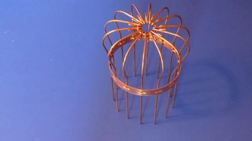 Copper Wire Strainer