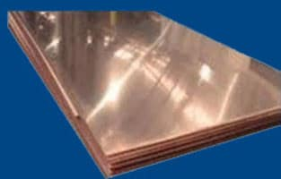 Individual Copper Sheets