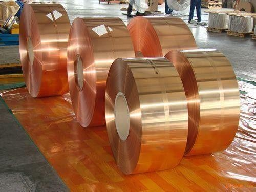 Copper Foil Rolls