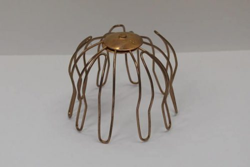 EuroGutterUSA Copper Wire Strainer