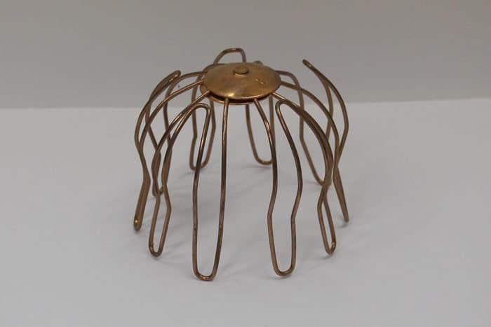 EuroGutterUSA Copper Wire Strainer