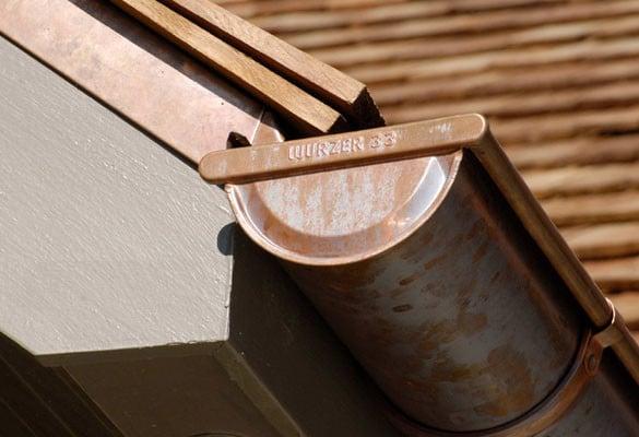 EurogutterUSA copper gutters