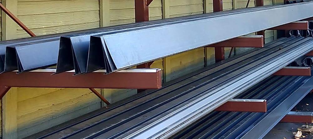 kobett metals bonderized steel rain gutters