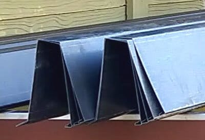 Copper Roofing Supplies Gutters Amp Metal Fabrication